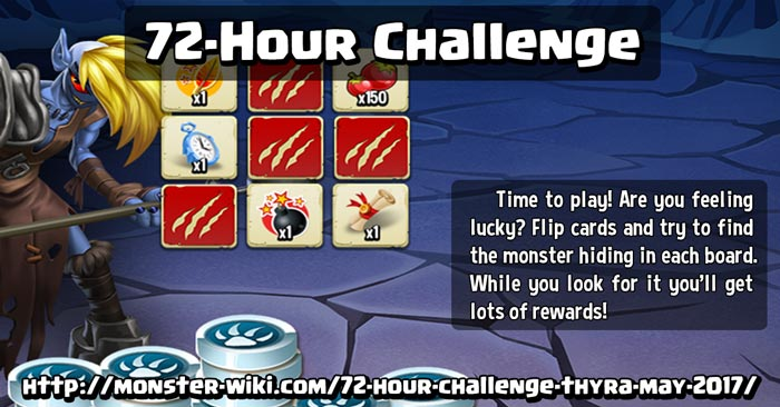 72-Hour Challenge (Thyra - May 2017)