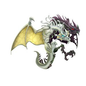 An image of Daganth in adult form